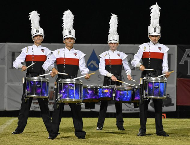 FBHS Drums